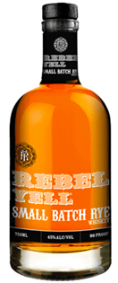 Rebel Yell Rye Whiskey Small Batch 750ml